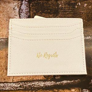NWT Two's Company Credit Card Holder